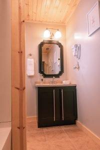 The Lodge at Harble Ridge - Basement Bathroom