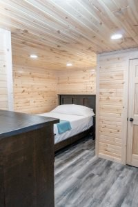 The Lodge at Harble Ridge - Basement Queen