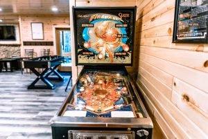 The Lodge at Harble Ridge - Game Room