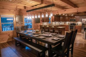 The Lodge at Harble Ridge - Dining Room