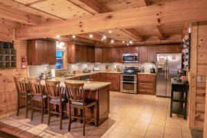 The Lodge at Harble Ridge - Kitchen