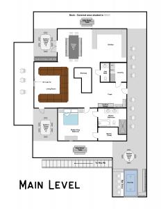 The Lodge at Harble Ridge - Main Level