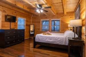 The Lodge at Harble Ridge - 1st Floor Master