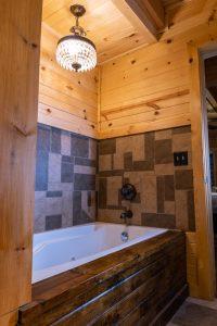 The Lodge at Harble Ridge - 1st Floor Master Bath