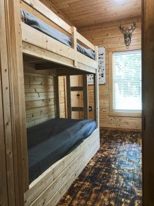 Bunk Room at Harble Ridge